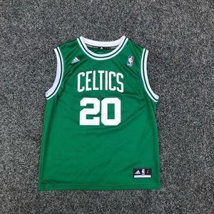 Vintage Boston Celtics Ray Allen Jersey